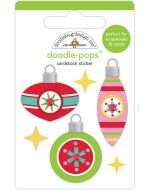 Deck the Halls Doodle-Pops - Christmas Magic - Doodlebug Design