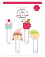 Christmas Magic Jelly Clips - Doodlebug Design
