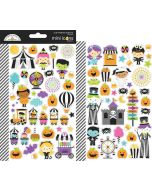 Candy Carnival Mini Icons Sticker - Doodlebug Design