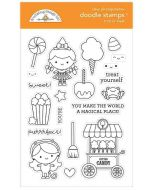 Trick or Treat Doodle Stamps - Candy Carnival - Doodlebug Design