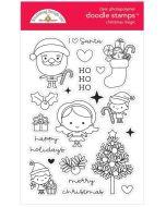 Christmas Magic Doodle Stamps - Doodlebug Design