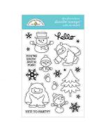 Winter Wonderland Doodle Stamps- Doodlebug Design