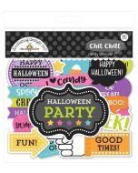 Candy Carnival Chit Chat - Doodlebug Design