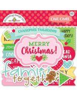 Christmas Magic Chit Chat - Doodlebug Design