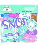 Winter Wonderland Chit Chat - Doodlebug Design *