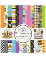 """Candy Carnival 12"""" x 12"""" Paper Pack - Doodlebug Design"""