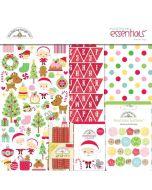 Christmas Magic Essentials Kit - Doodlebug Design