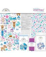 Winter Wonderland Essentials Kit - Doodlebug Design