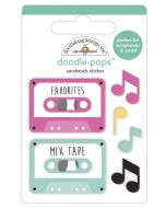 Our Song Doodle-Pops - Love Notes - Doodlebug Design
