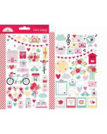 Love Notes Mini Icons Stickers - Doodlebug Design