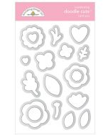 I Pick You Doodle Cuts - Love Notes - Doodlebug Design