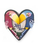 Kiss Me Gatefold Card Project
