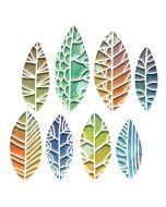 Cut Out Leaves Thinlits Dies - Tim Holtz - Sizzix *