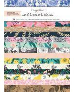 Flourish 6 x 8 paper stack