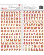 Big Top Dreams Alpha Stickers