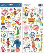 Big Top Dreams Stickers
