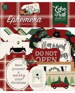 A Cozy Christmas Ephemera - Echo Park