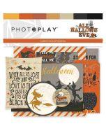 All Hallows Eve Ephemera - Michelle Coleman - Photoplay