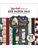 """Away In A Manger 6"""" x 6"""" Paper Pad - Echo Park"""