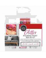 Amber Drift Glitter Mix In Kit Color Pour