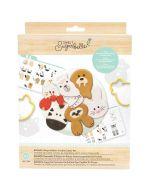 Sweet Sugarbelle Animal Cookie cutters