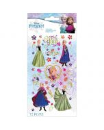 Frozen Anna Flowers Stickers - Disney - EK