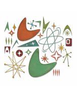 Atomic Elements Tim Holtz Sizzix Dies