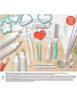 Sweet Sugarbelle Basic Cookie cutters kit
