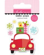 Home For Christmas Bella-Pops - Santa Squad - Bella Blvd