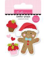 Spread Some Cheer Bella-Pops - Santa Squad - Bella Blvd