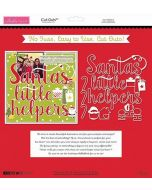 Little Helpers Cut Outs - Santa Squad - Bella Blvd