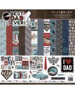 Best Dad Ever Collection Kit - Becky Fleck - PhotoPlay