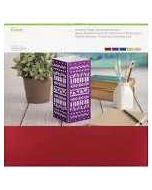Cricut Bedazzled Shimmer paper sampler