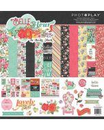 Belle Fleur Cardstock Collection Kit