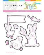 PhotoPlay Bunny Trail Die Set