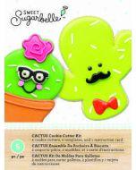 Sweet Sugarbelle Cactus Cookie Cutters