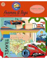 All Aboard Frames & Tags - Steven Duncan - Carta Bella