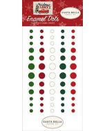Christmas Market Enamel Dots - Carta Bella