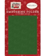 Joy Embossing Folder - Christmas Market - Carta Bella