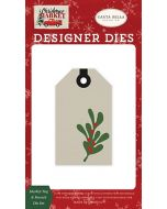 Market Tag & Branch Die Set - Christmas Market - Carta Bella