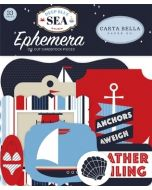 Deep Blue Sea Ephemera - Carta Bella