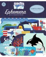 Fish Are Friends Ephemera - Carta Bella