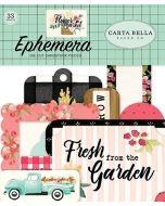 Flower Market Ephemera