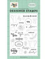 Beauty All Around Stamp