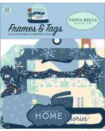 Snow Much Fun Frames & Tags - Carta Bella