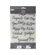 Kelly Creates Celebration Stamp Set