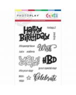 Confetti Stamps - Becky Fleck Moore - PhotoPlay