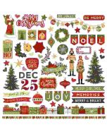 Christmas Memories Element Stickers - Becky Fleck Moore - PhotoPlay