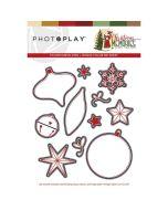 Christmas Memories Element Dies - Becky Fleck Moore - PhotoPlay