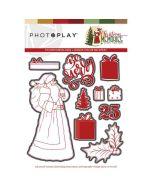 Santa Dies - Christmas Memories - Becky Fleck - PhotoPlay